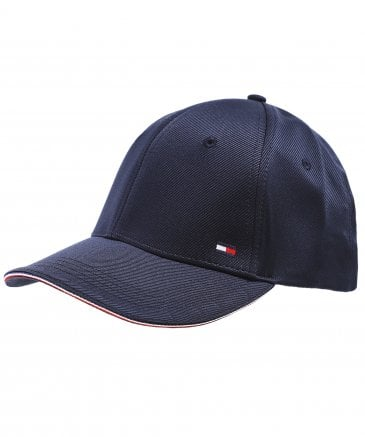 Elevated Logo Cap