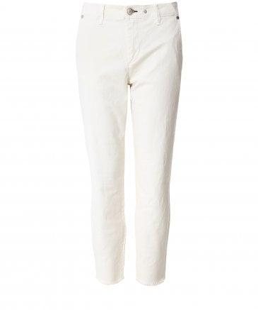 Buckley Frayed Hem Chinos