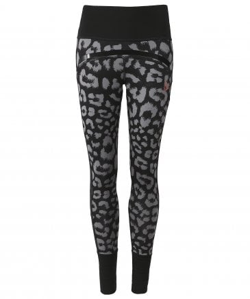 Believe This Leopard Print Comfort Tights