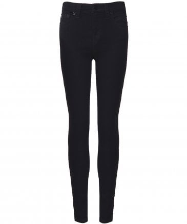 Halle High Rise Super Skinny Jeans