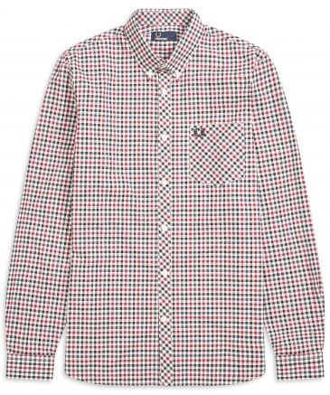 Four Colour Gingham Shirt M5550 850