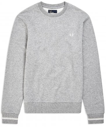 Crew Neck Sweatshirt M2599 234