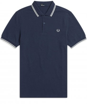Twin Tipped Polo Shirt M3600 H39