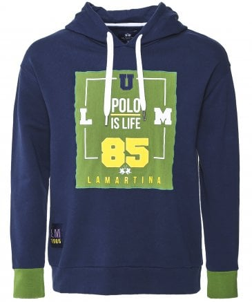 Cotton Marvin Hoodie
