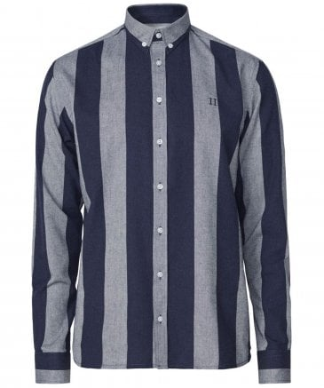 Regular Fit Desert Stripe Shirt