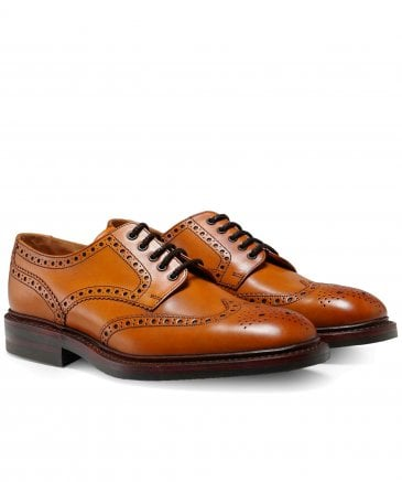 Leather Chester Brogues