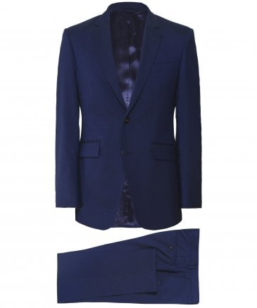 Stretch Fit Wool Suit