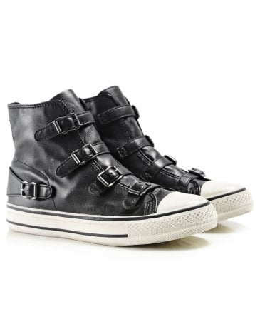 Ash Women's Virgin High Top Trainers