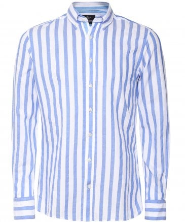 Slim Fit Double Sided Deck Shirt