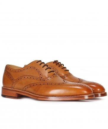 Leather Aldeburgh Oxford Brogues
