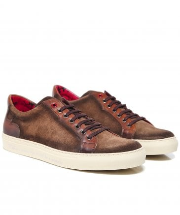 Suede Apolo Trainers