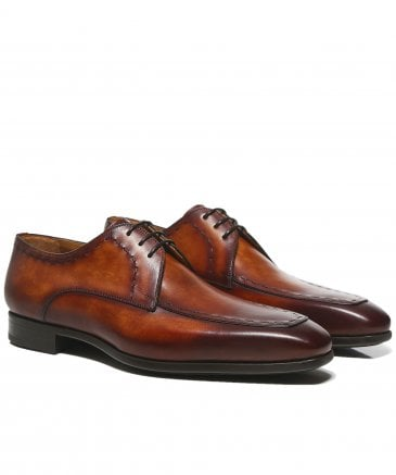 Leather Norden Derby Shoes