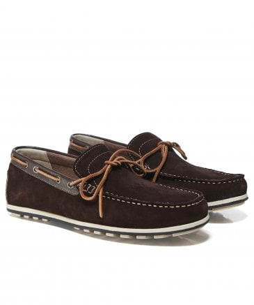 Suede Mirvin Loafers