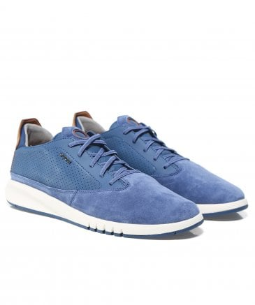 Leather Aerantis Trainers
