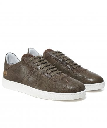 Wax Leather New Zeland Trainers