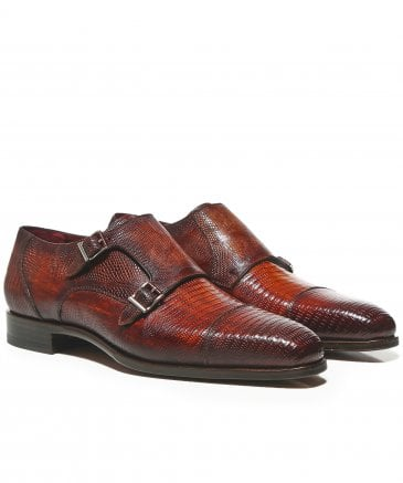Lizard Leather Hendidos Shoes