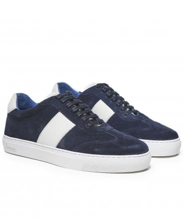 Suede Newton Trainers