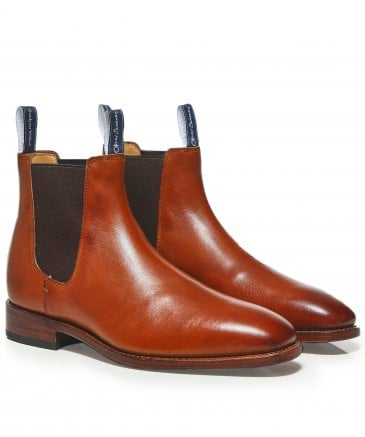 Leather Tamine Chelsea Boots