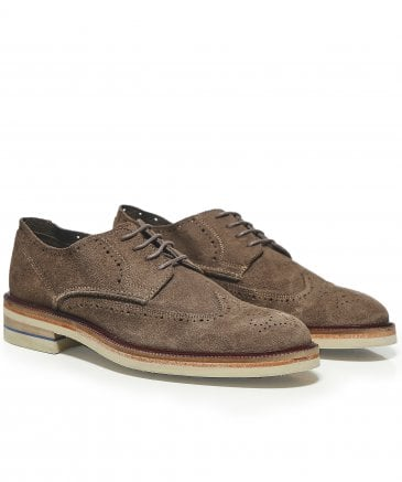 Suede Wrayford Shoes
