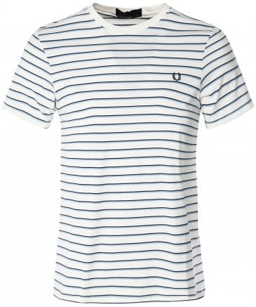 Fine Stripe T-Shirt M5573 129