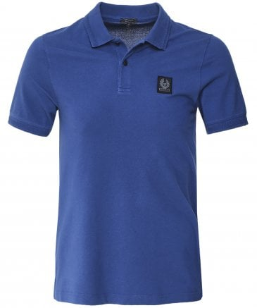Pique Cotton Stannett Polo Shirt
