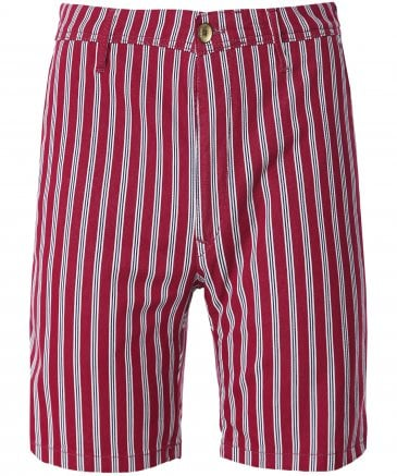 Deck Chair Striped Pavo Shorts
