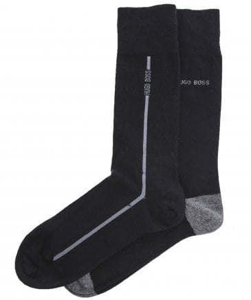 Cotton Socks Two Pack
