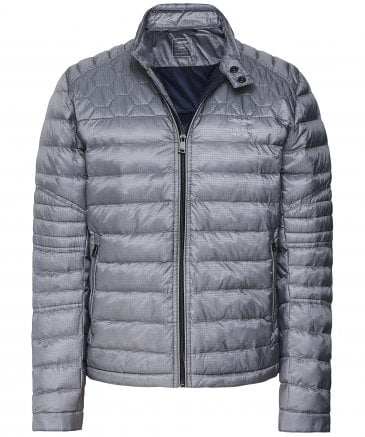 Water Repellent Quilted Jacket
