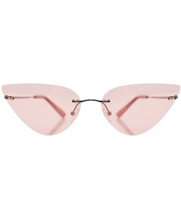 MR.BOHO Women's Cat Eye Embassy Sunglasses