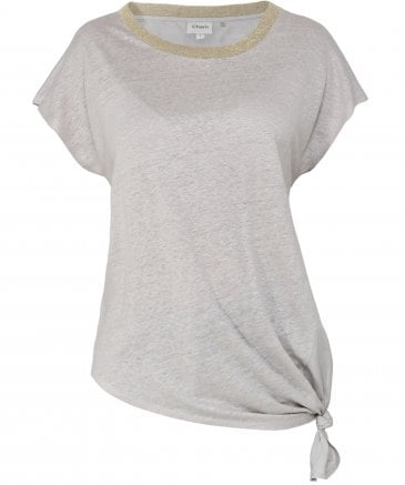 Landis Side Knot Top