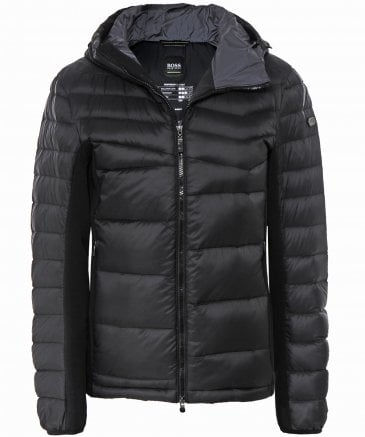 Water Repellent Down Quilted Jayone Jacket