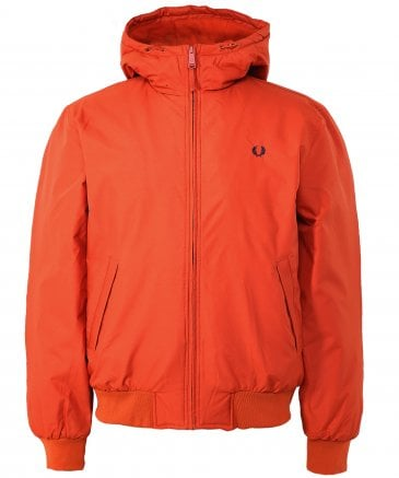 Hooded Padded Brentham Jacket