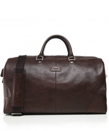 Leather Foxley Holdall