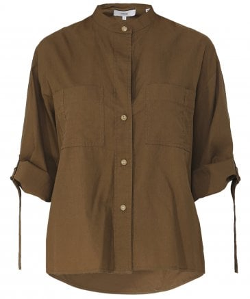D-Ring Sleeve Utility Shirt