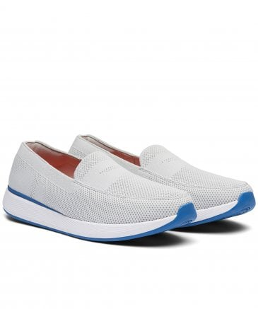 Breeze Wave Penny Loafers