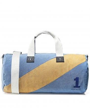 Canvas Sash Duffle Bag