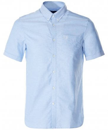 Short Sleeve Classic Oxford Shirt M3531 146