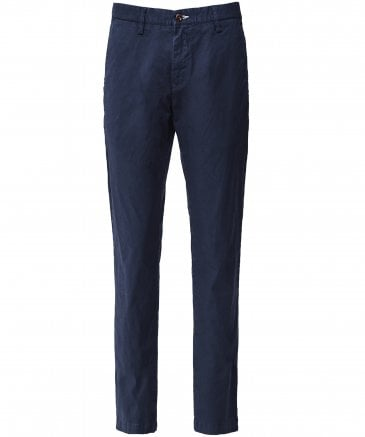 Slim Fit Washed Sunbleached Chinos