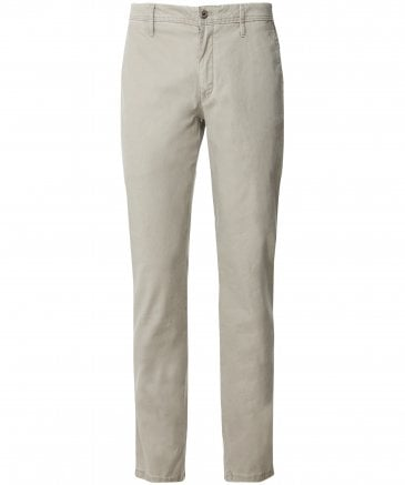 Slim Fit Textured Lupus Trousers