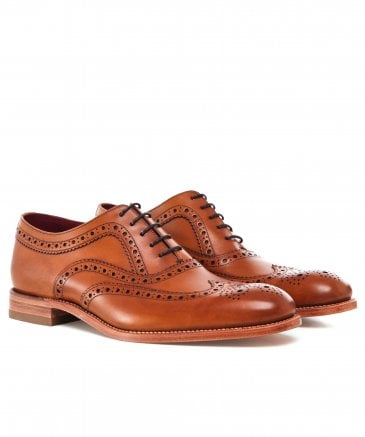 Leather Fearnley Oxford Brogues