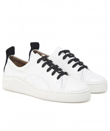 H by Hudson Women's Sierra Leather Trainers