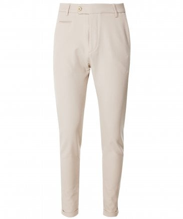 Stretch Slim Fit Como Suit Trousers