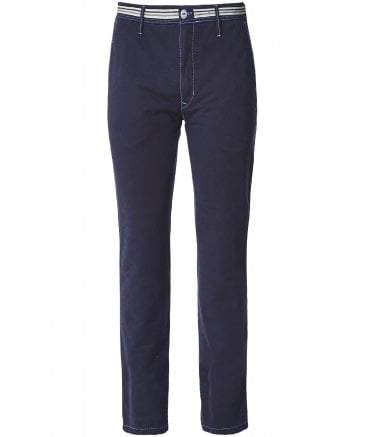 Slim Fit Twill Apus Trousers