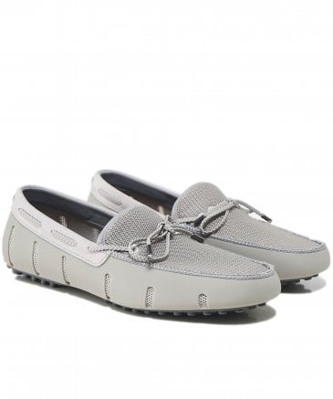Braided Lace Lux Loafers