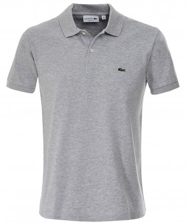 Classic Fit Pique Cotton Polo Shirt
