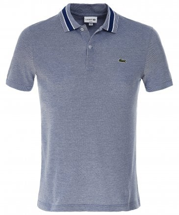 Slim Fit Caviar Pique Polo Shirt