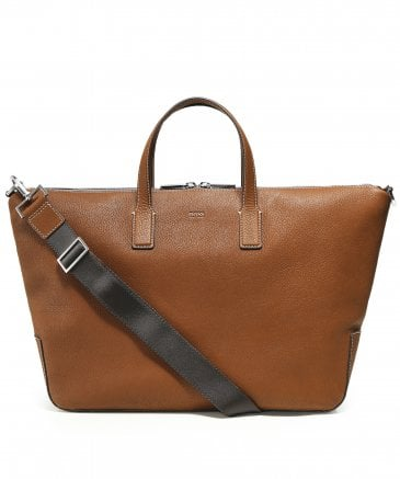 Leather Crosstown C_Daily Holdall