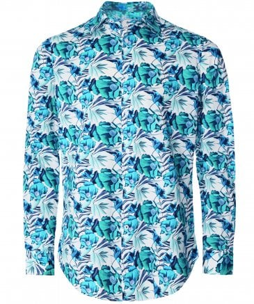Cotton Floral Shirt