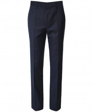 Slim Fit Virgin Wool Genius5 Trousers