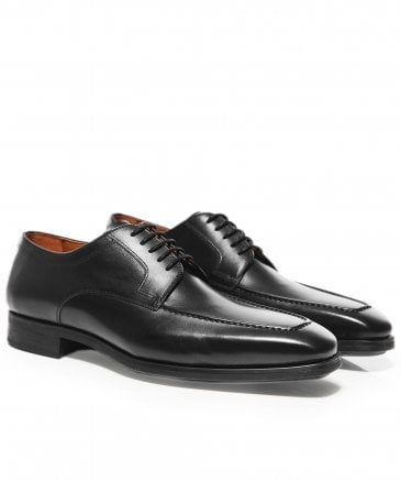 Leather Romelo Derby Shoes